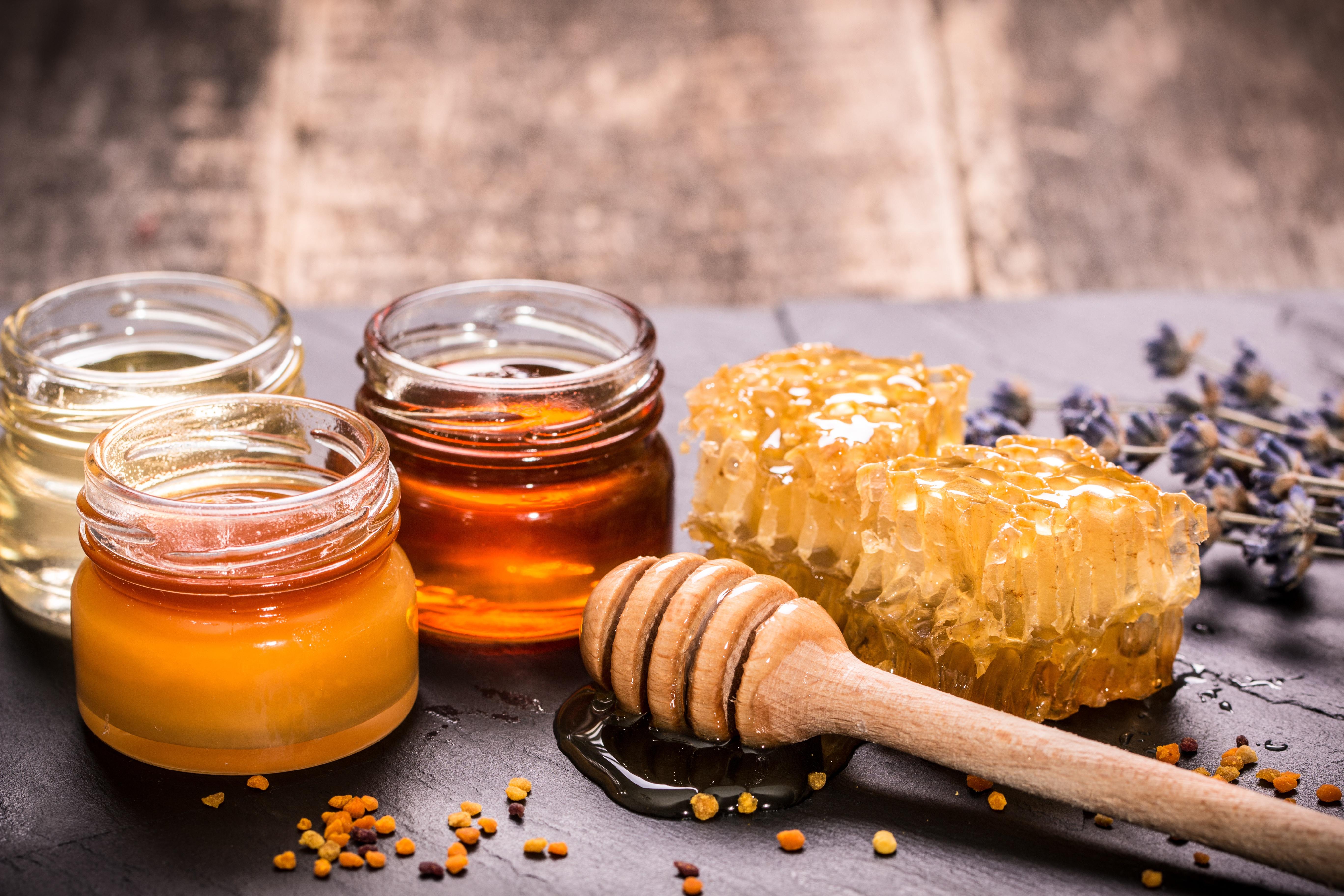 Взбитый мед - что это и как сделать