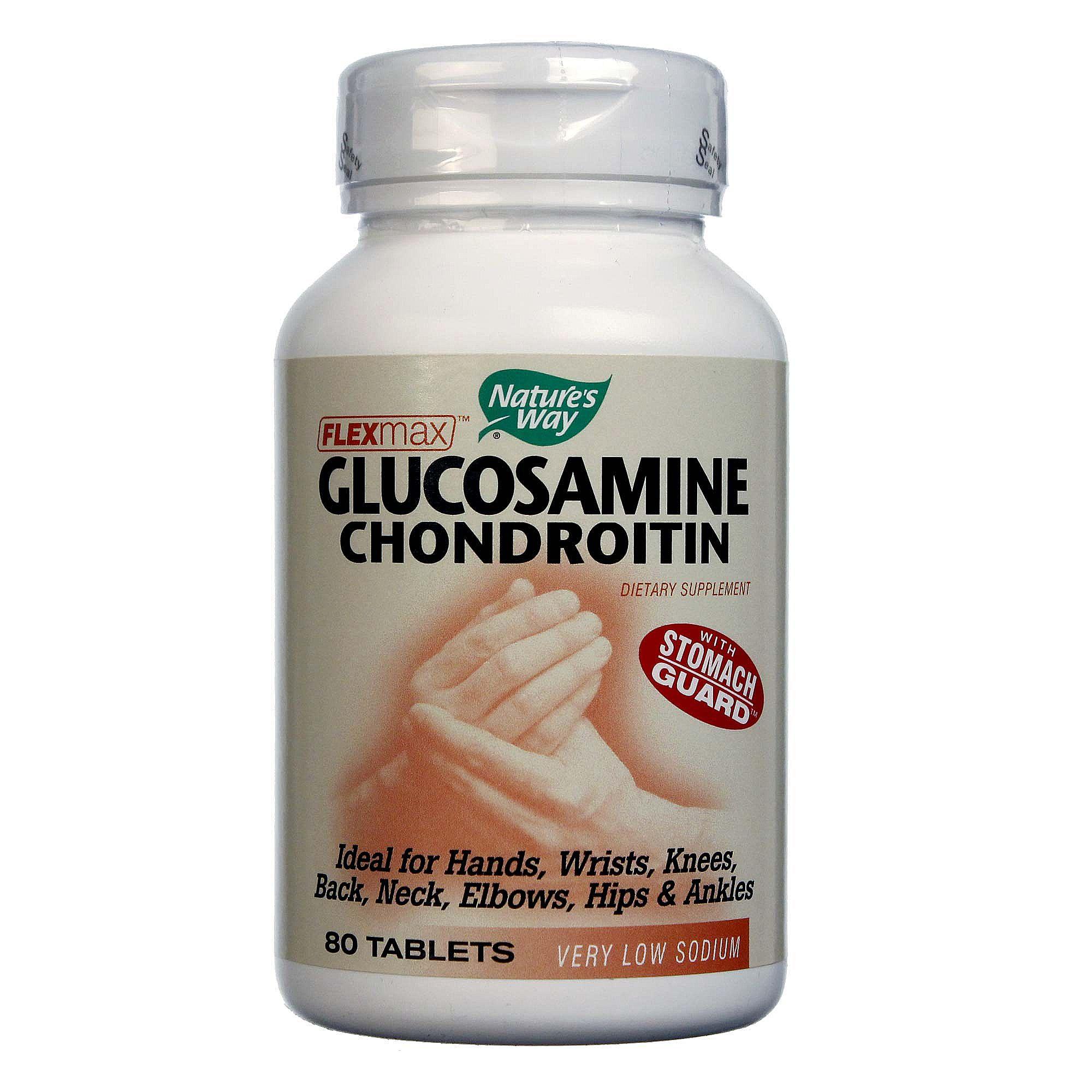 Что такое глюкозамин хондроитин?