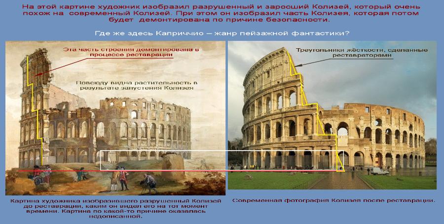 Колизей в риме – описание и история амфитеатра