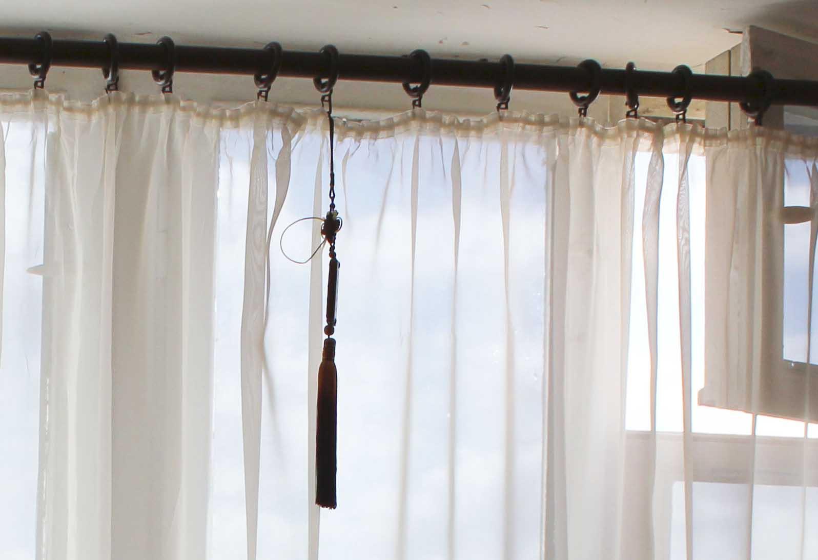 Гардины для штор - 115 фото лучших идей в интерьере