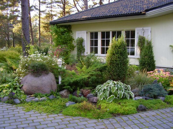 Что такое ландшафтный дизайн? блог garden's dream