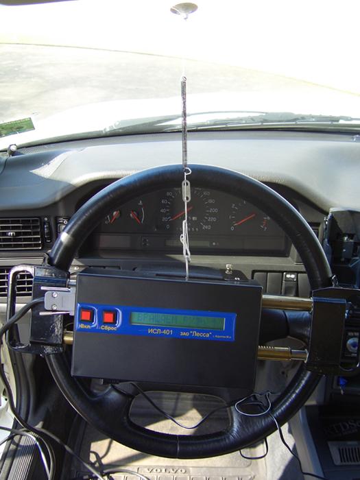 Люфт в рулевом управлении