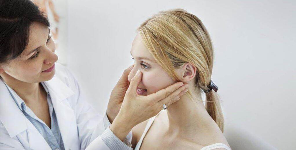 Фронтит: особенности течения, клинические признаки, диагностика и лечение