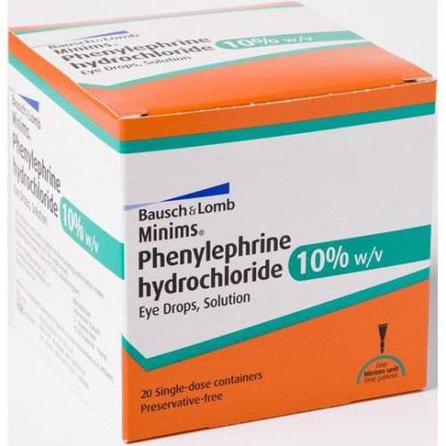 Фенилэфрина гидрохлорид - что это такое, инструкция, цена, отзывы