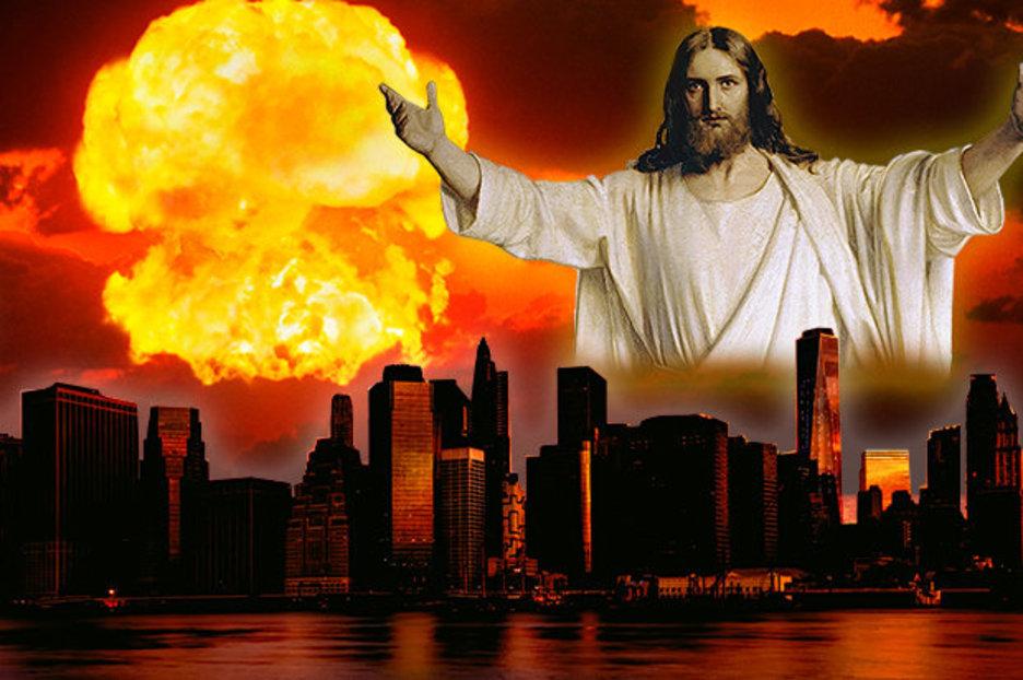 Второе пришествие иисуса христа википедия