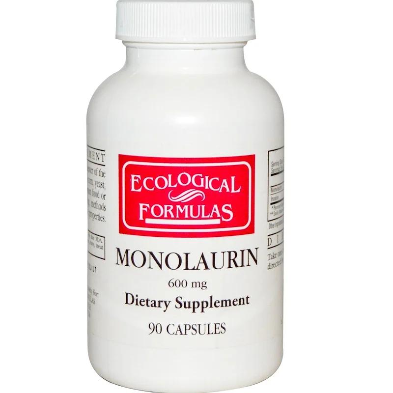 Монолаурин — мощная чистка от паразитов