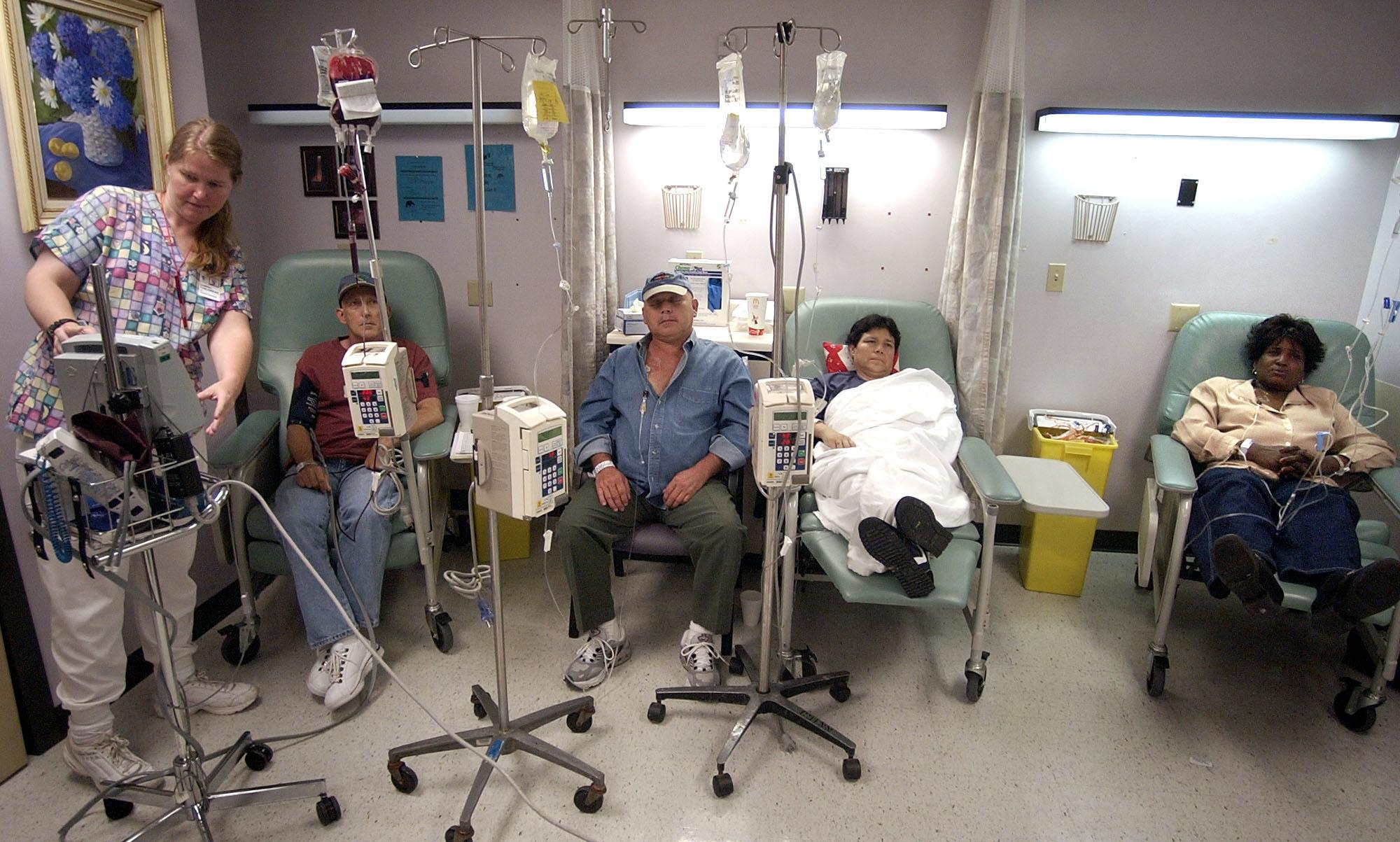 Что такое химиотерапия