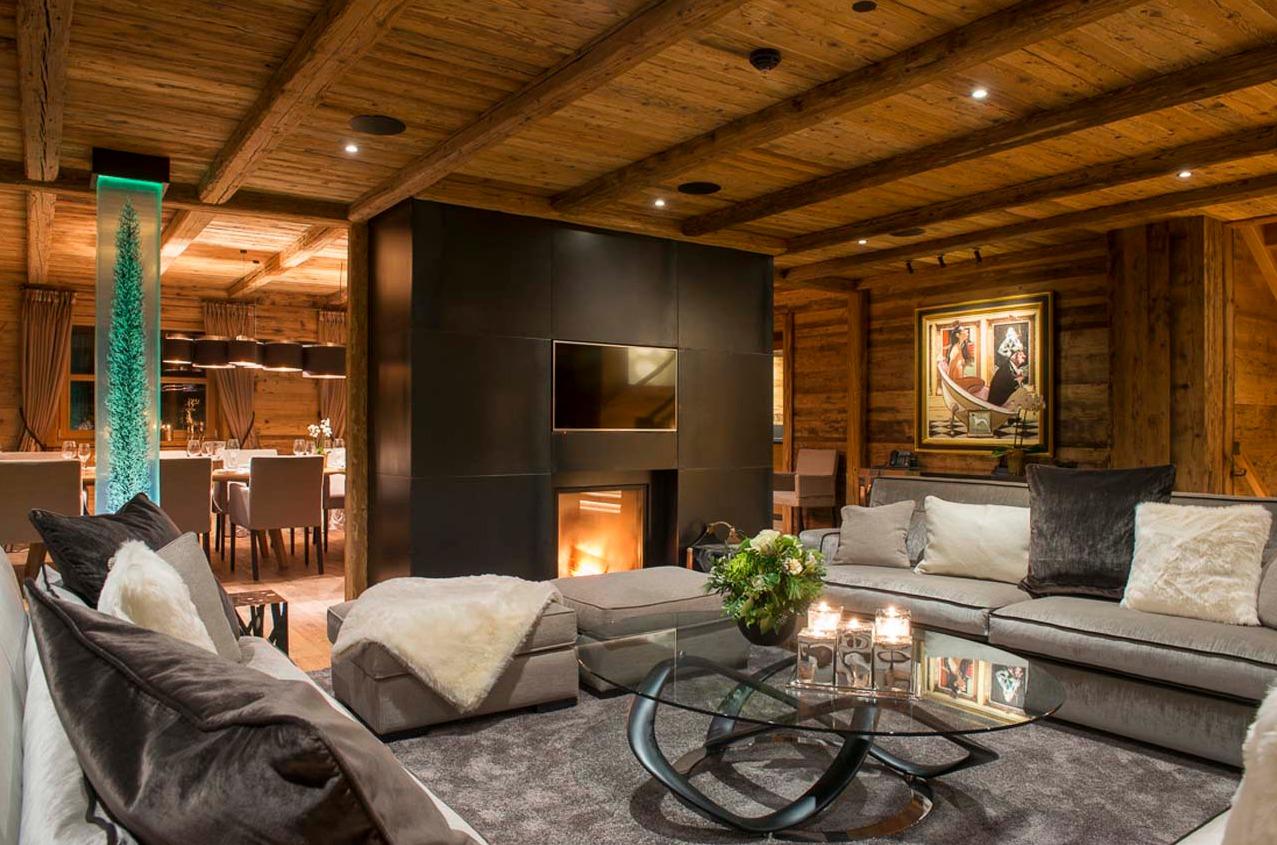 Что такое дом в стиле шале: красивый интерьер и экстерьер