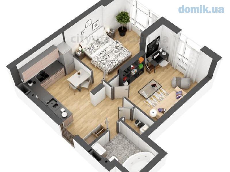 Однокомнатная квартира, или евродвушка - выбор покупателя. | трендэксперт | яндекс дзен