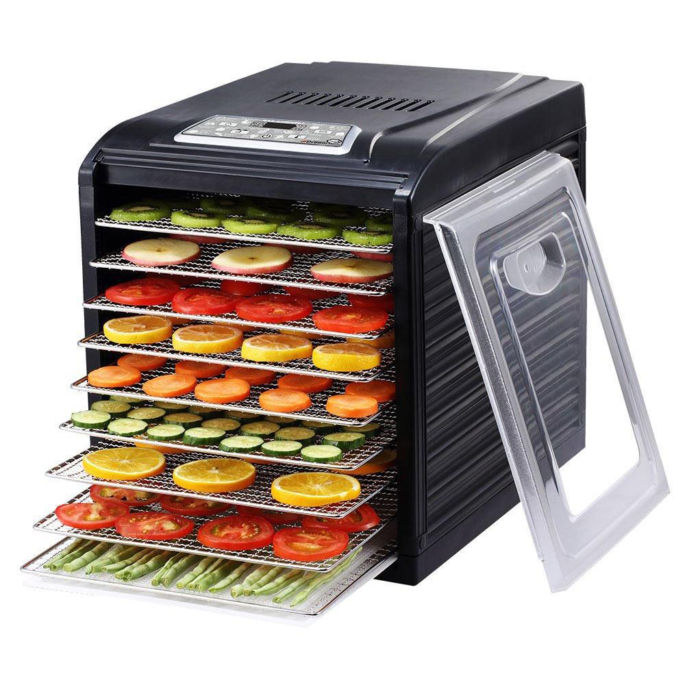 Что такое дегидратор для овощей и фруктов? его использование в кулинарии
