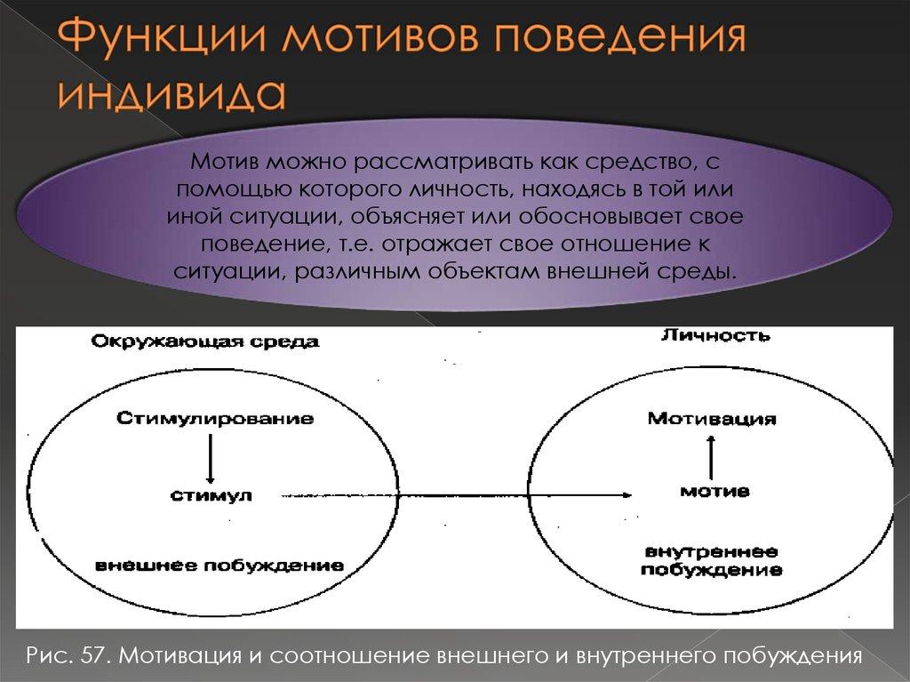 Мотив: что такое в психологии. система и виды мотивов