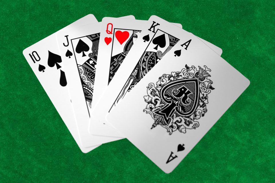 Стрит — покер вики