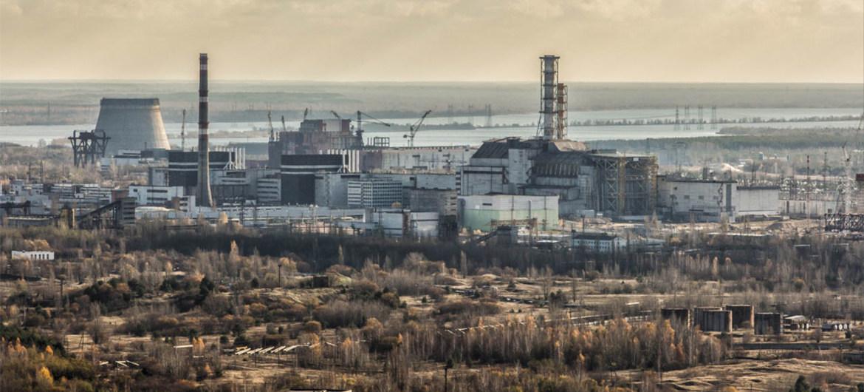 История чернобыля