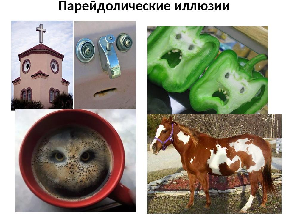 Почему мы видим человеческие лица в обыкновенных предметах? - hi-news.ru