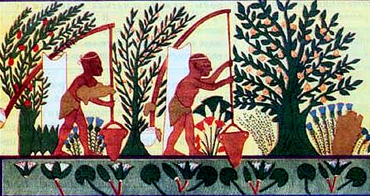 Шадуф в древнем египте: определение, значение