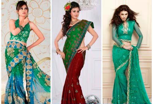 Сари — как надевать, где купить и заказать пошив. indiastyle