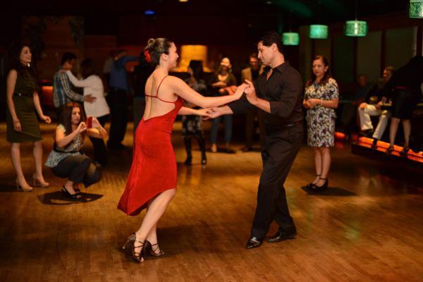 Сальса (танец) - salsa (dance)