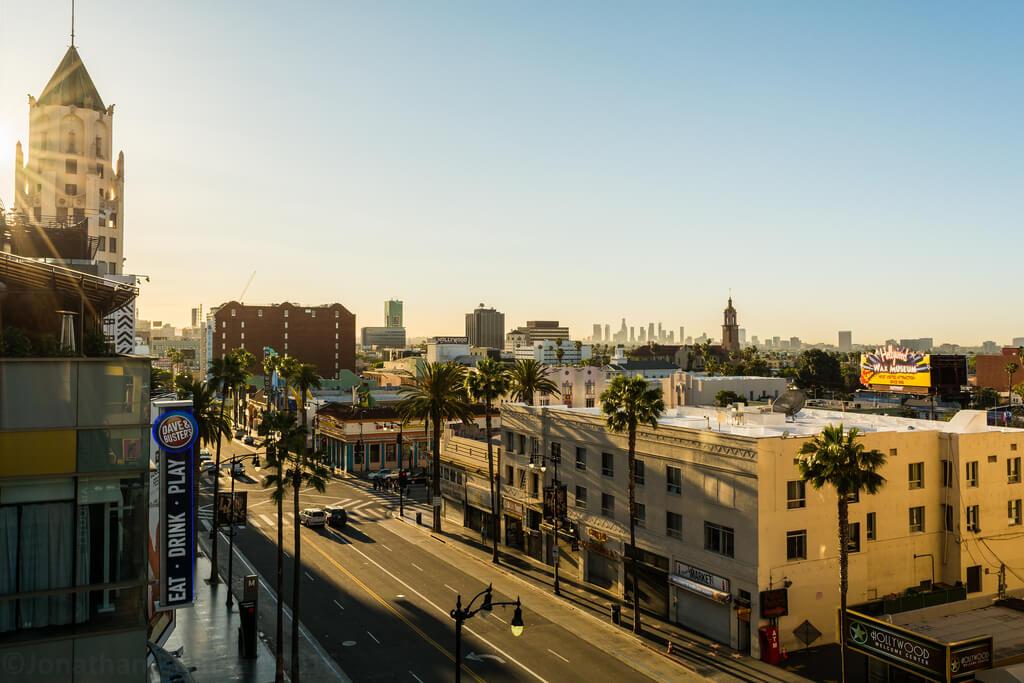 Калифорния – «золотой штат» сша