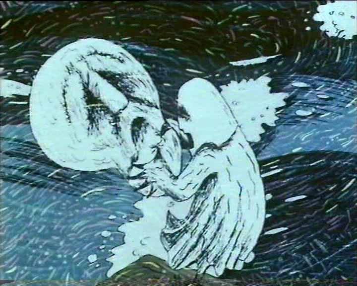 Потец (мультфильм) википедия