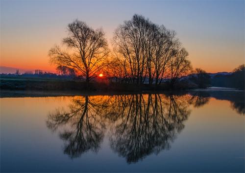 Отражение света. закон отражения света. плоское зеркало