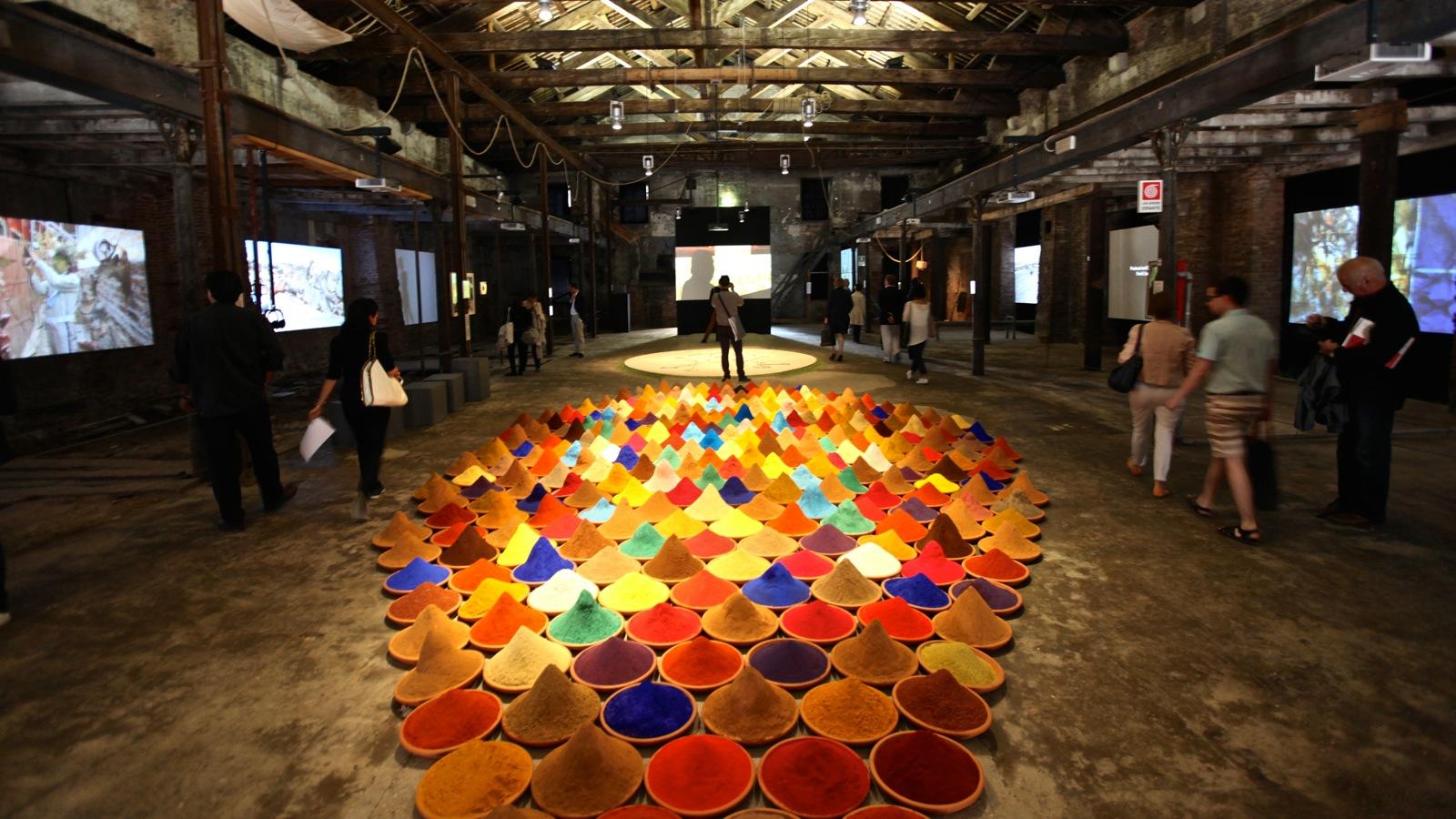Что такое биеннале? в каких странах проводятся такие мероприятия?