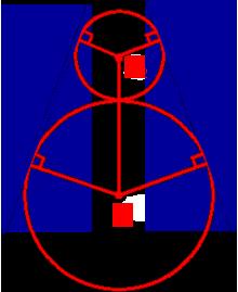 Подготовка школьников к егэ и огэ  (справочник по математике - планиметрия - углы, связанные с окружностью)