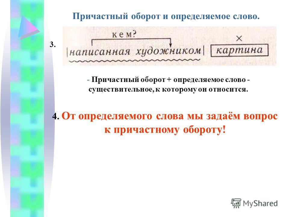 Причастный оборот: примеры построения предложений со сложным оборотом и какие грамматические ошибки или нарушения в них
