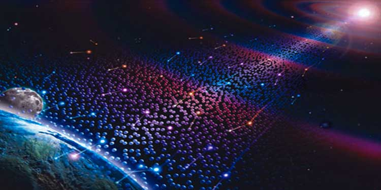 Роль нейтрино в красном смещении и в микроволновом фоновом космическом излучении