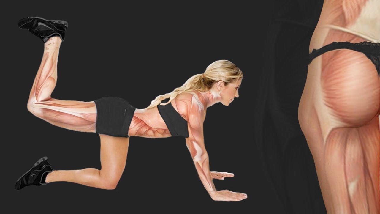 4 типа женских поп: как тренировать именно твою?)
