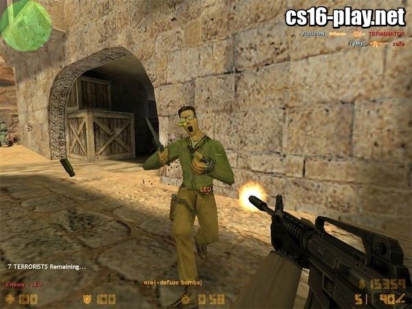Counter-strike (серия игр)