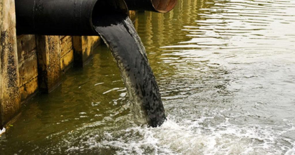 Виды и состав сточных вод