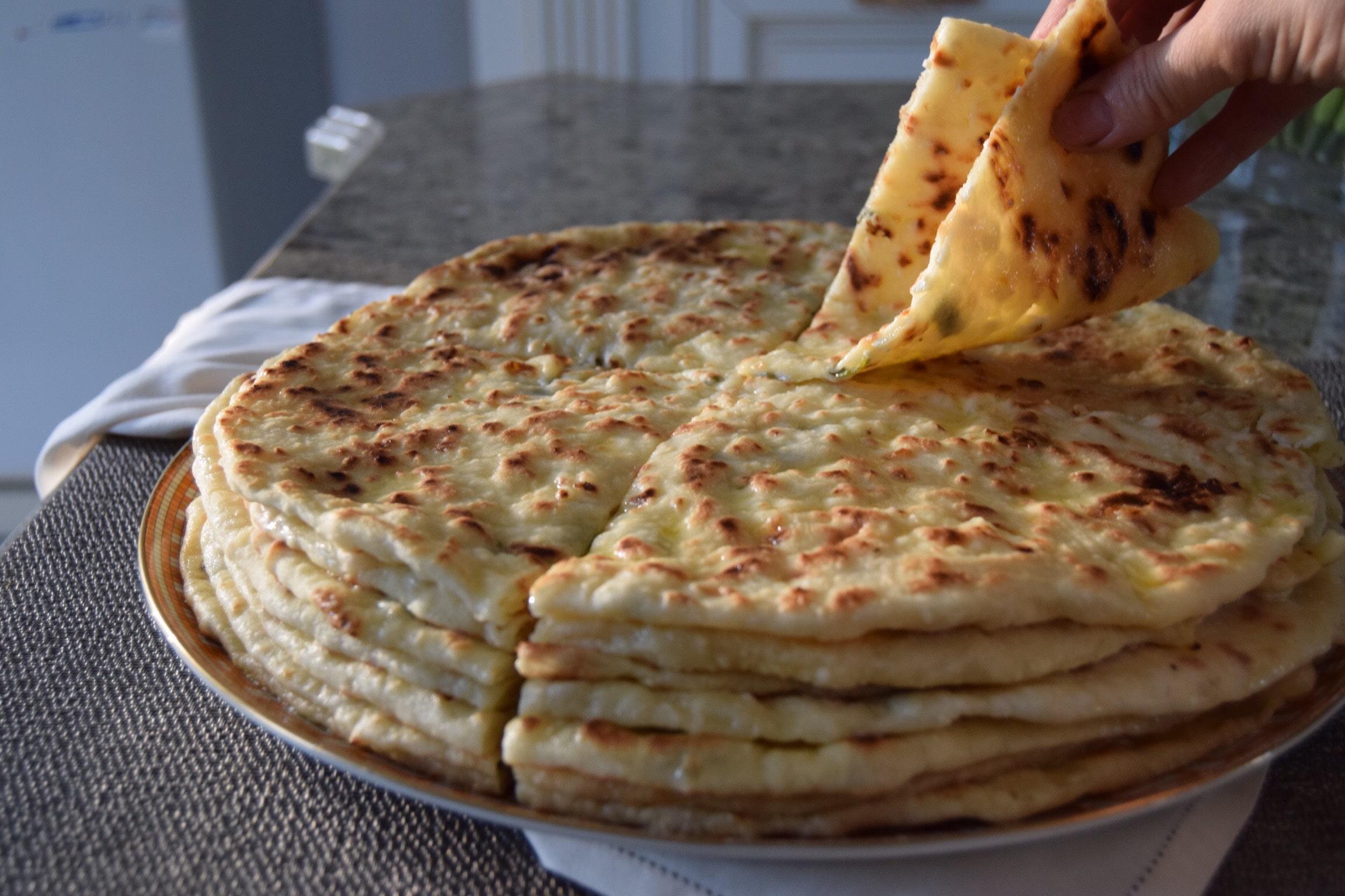 Чеченский рецепт: чепалгаш. особенности приготовления, виды, начинки
