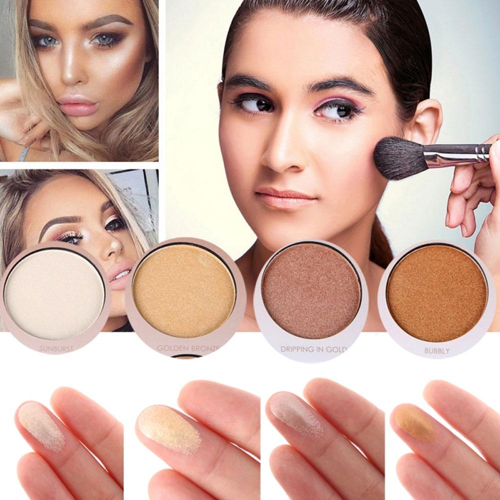 Большой обзор хайлайтеров для лица, а также как выбрать хайлайтер по цвету кожи