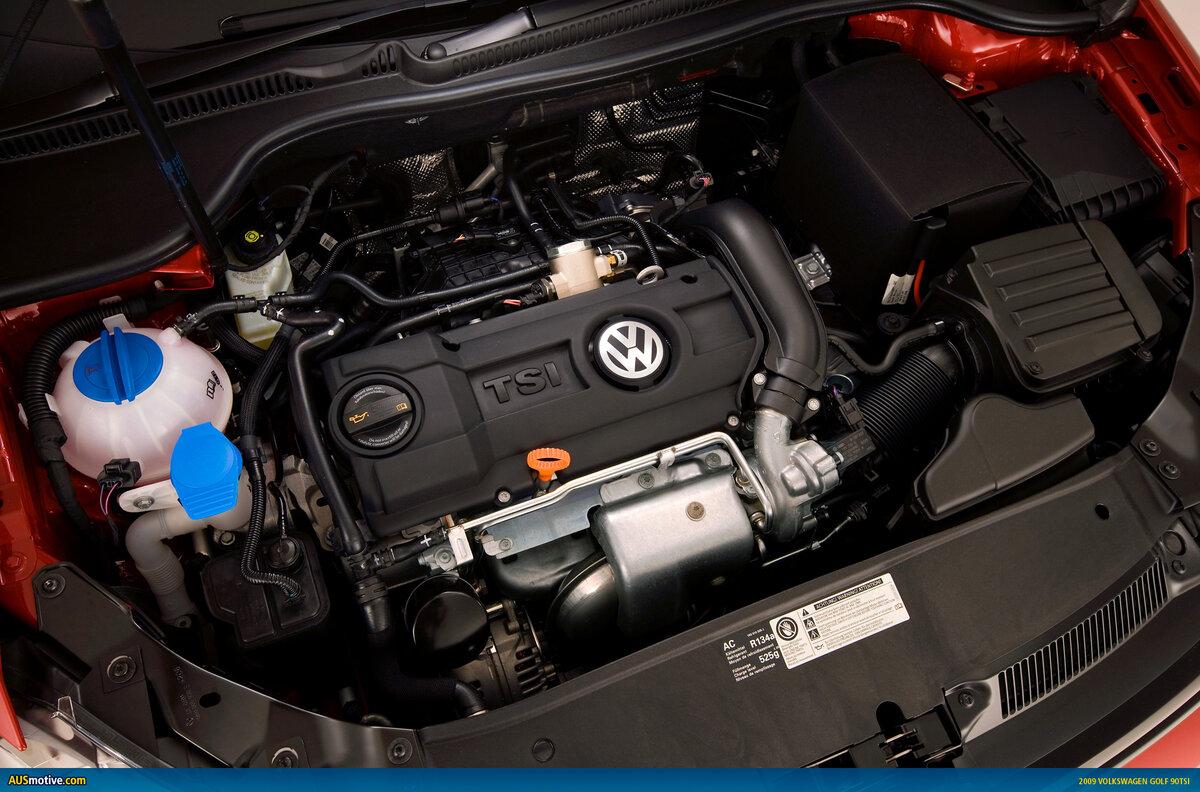 Двигатель 2.0 tsi cdnc
