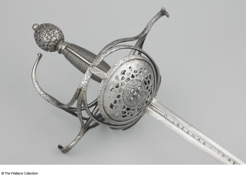 Шпага и рапира. отличие одного инструмента от другого. шпага, рапира и сабля: в чем отличия?