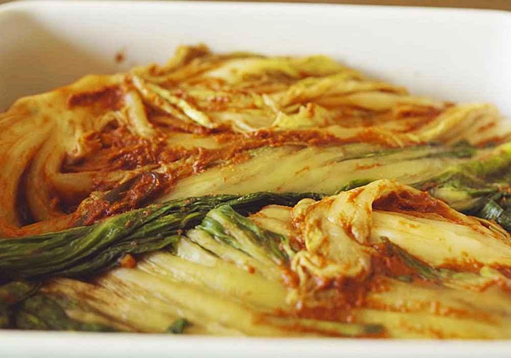Традиционный рецепт капусты кимчи. секреты и особенности приготовления