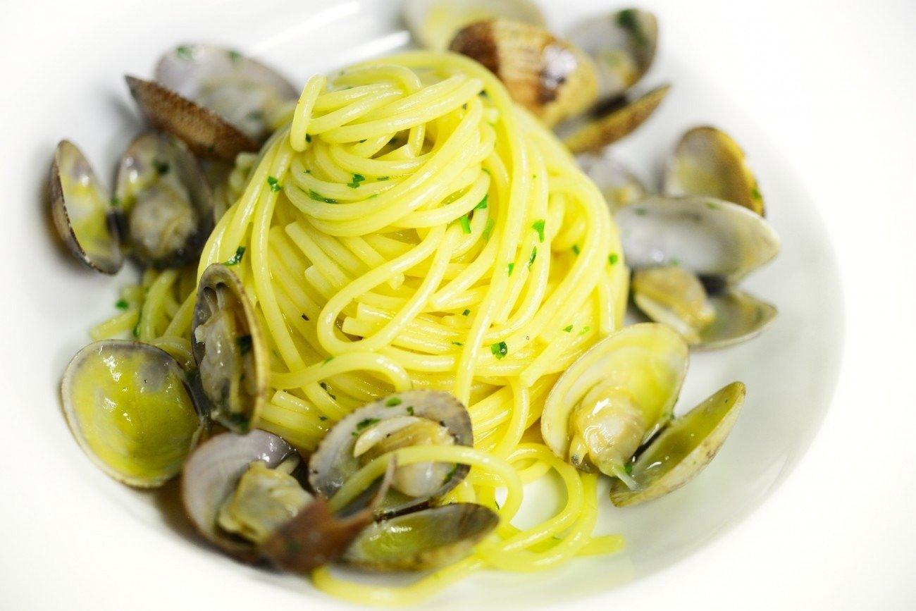 Спагетти вонголе – кулинарный рецепт