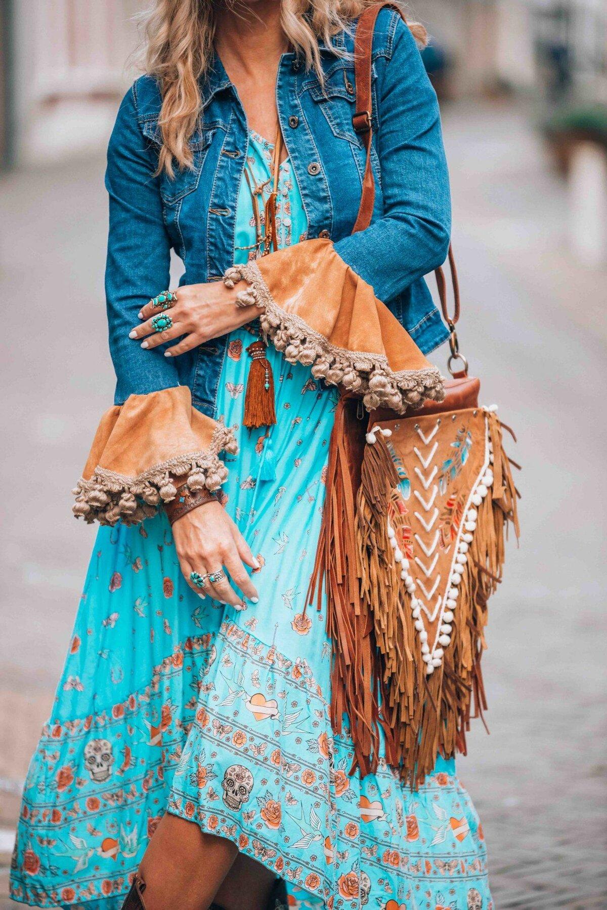 Стиль бохо в одежде (180 фото): что такое, как создать модный зимний и летний гардероб невестам и женщинам 50 лет