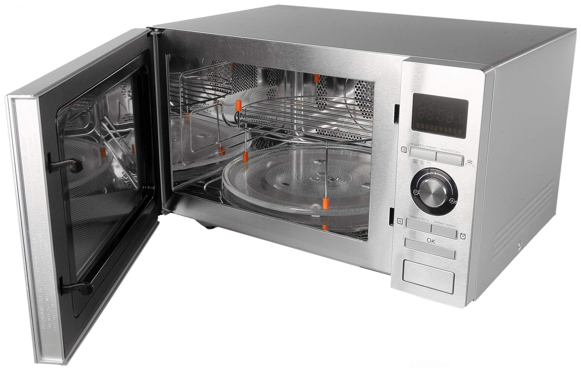 Микроволновка и духовка — два в одном: плюсы и минусы встроенной функции свч