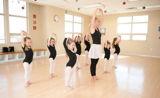 Детская хореография: польза, особенности
