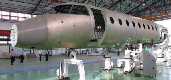 Фюзеляж самолета: расположение, устройство, элементы конструкции