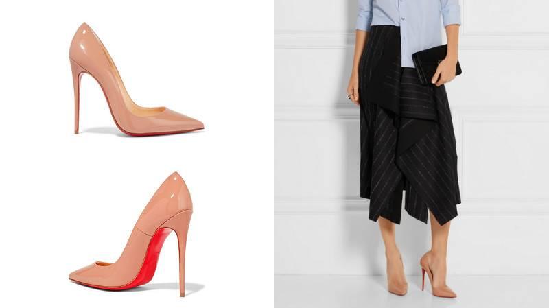 Что такое лабутены, и почему так популярен хит про эти туфли?