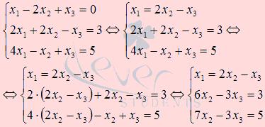 Линейные уравнения, примеры, решения.