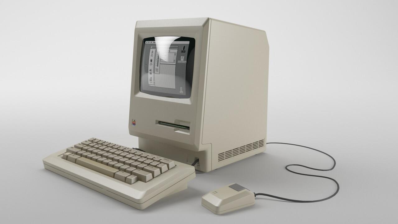 Macintosh — википедия