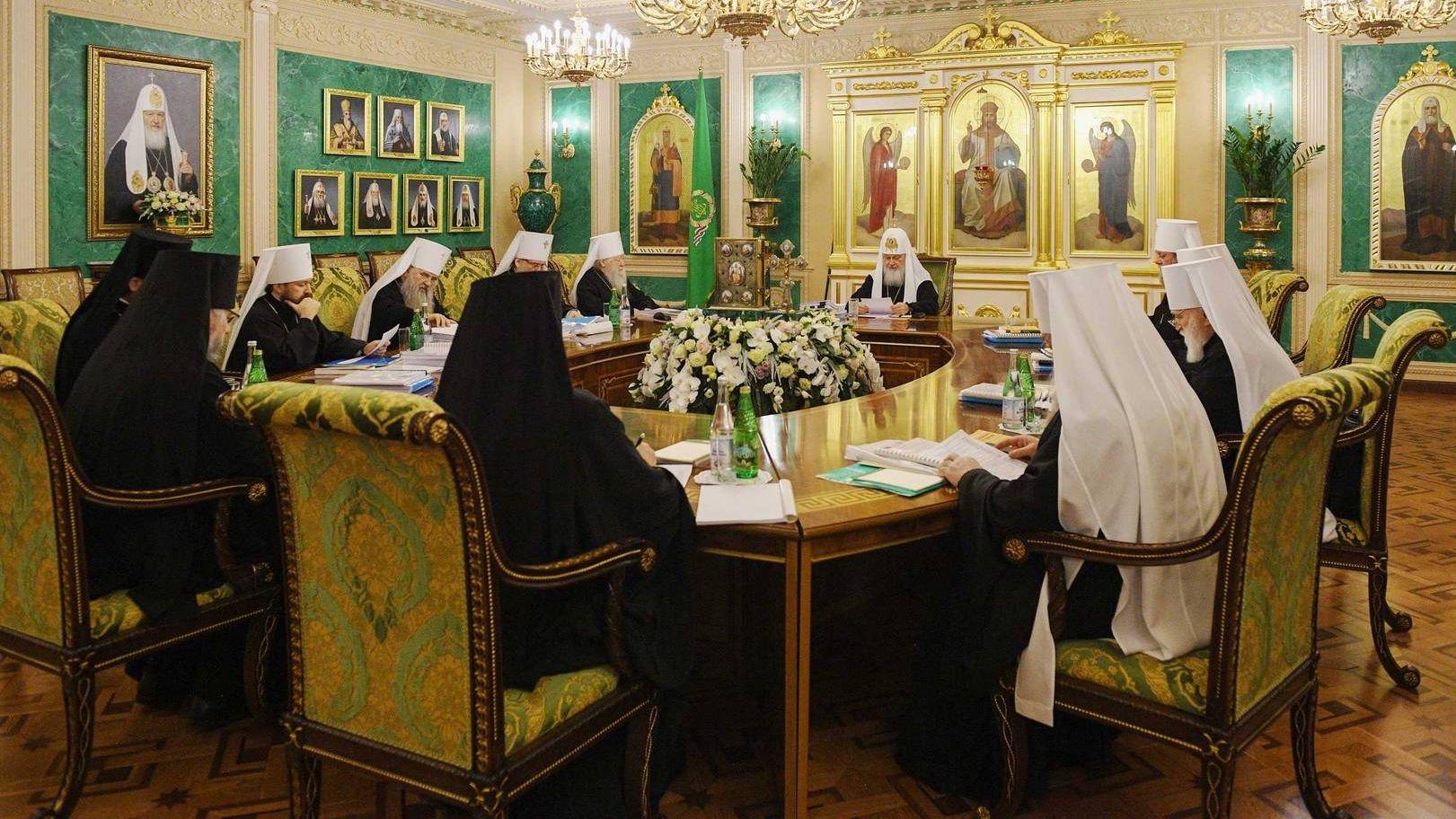 Священный синод | справка | православие и мир