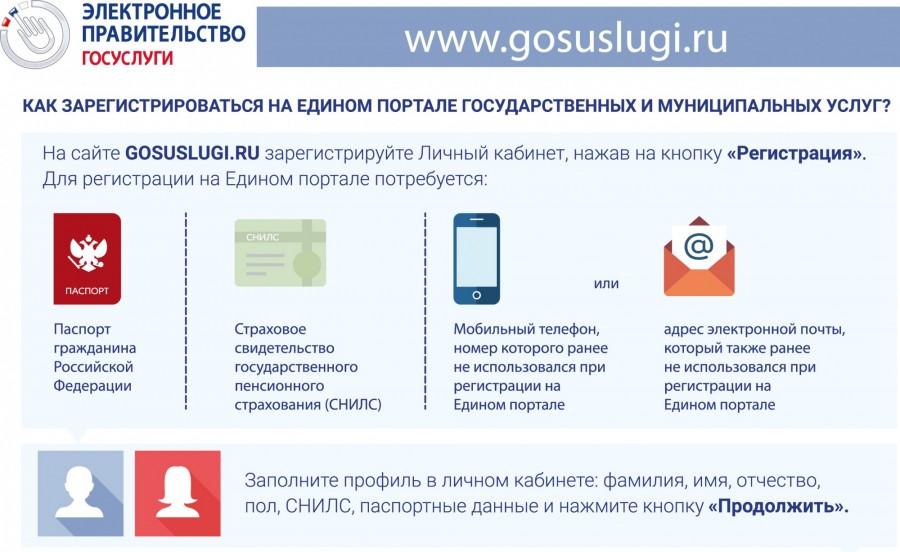 Портал госуслуг, что это такое и зачем он нужен / регистрация на портале госуслуг, инструкция с фото