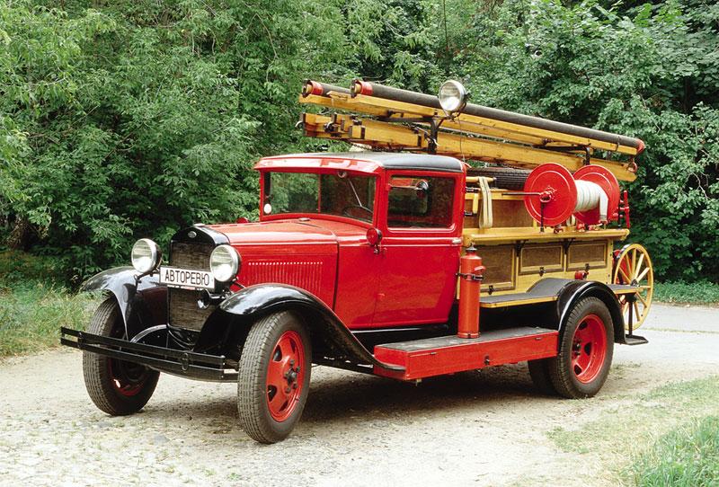 Трансмиссия пожарных автомобилей: разновидности и то