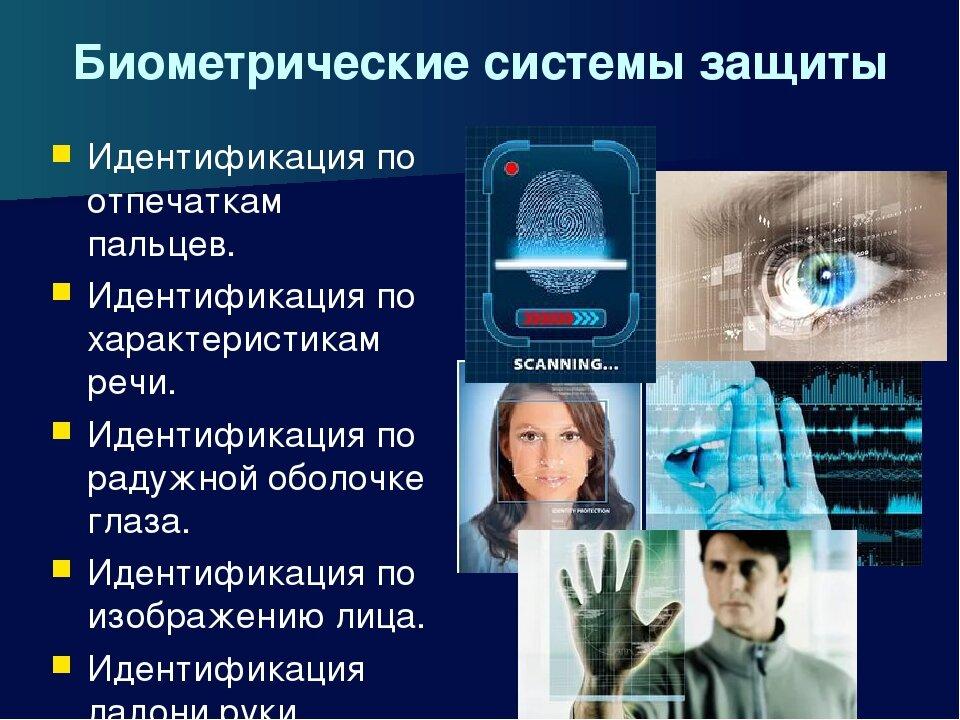 Биометрия и биометрические данные: что это такое и безопасно ли это? | портал о системах видеонаблюдения и безопасности