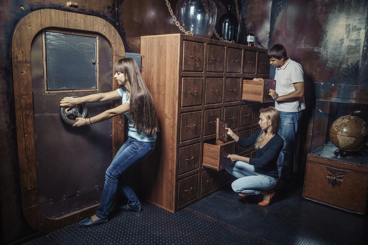 Что такое квест-комната и её особенности