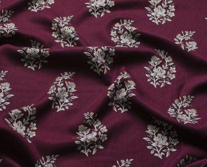 Штапель — полотно с мягкой легкой фактурой. идеально для летних нарядов